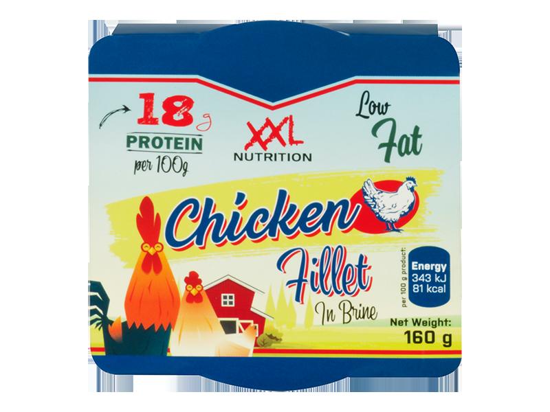 Hähnchenbrust in der Dose, verzehrfertig - 160 g