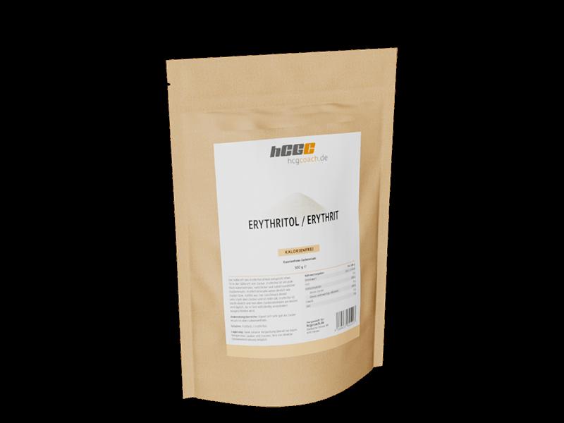 Erythrit / Erythritol - kalorienfreier Zuckerersatz (500 g)