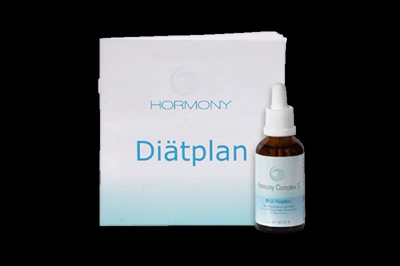 Hormony Complex G® B12, 50ml Tropfen (Globuliersatz)